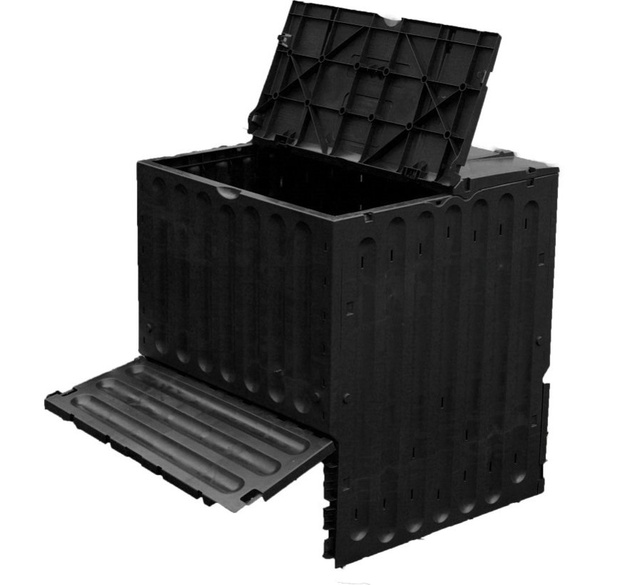 Compostvat Eco-king 600 liter