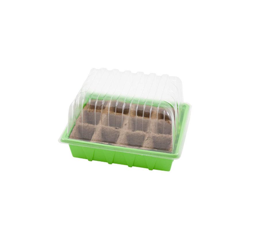 Kweekbak - Prop 32 & 12 Woodee® Pot