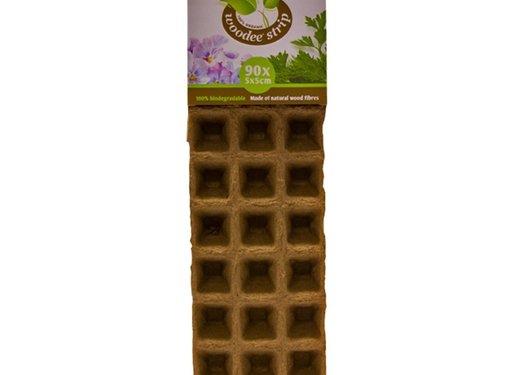 HGA Woodee® Strip 90x pot 5x5 cm