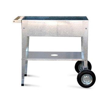 Meuwissen Agro kweektafel Urban Trolley - Verzinkt