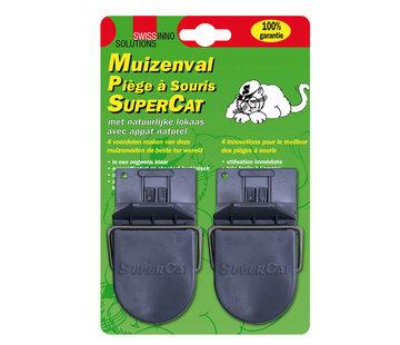 Swissinno Solutions Muizenval SuperCat - 2 Stuks
