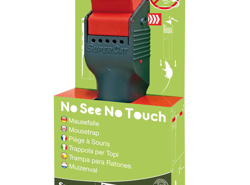 Swissinno Solutions Muizenval No See No Touch SuperCat