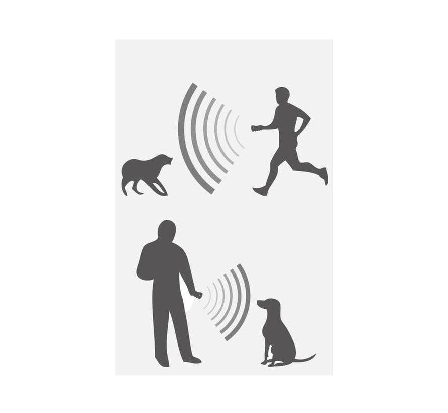 Honden verdrijver ultrasoon SuperCat
