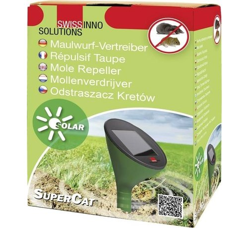 Swissinno Solutions Solar - Mollenverdrijver - Swissinno