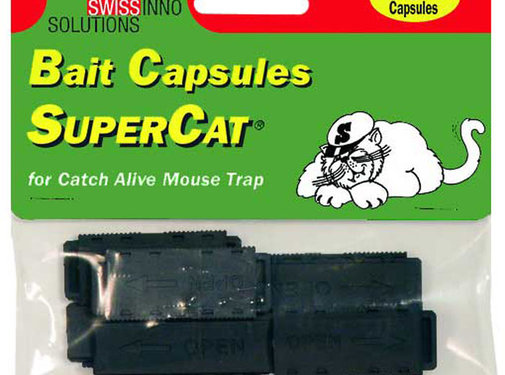 Swissinno Solutions Lokstof Catch Alive / No See No Touch Supercat