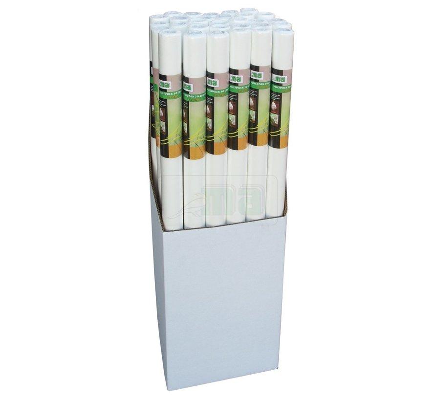 Vliesdoek plantenbescherming - 1 x 10 m