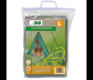 Meuwissen Agro Plantenhoes mt. L (winterbescherming) Ø 100 x h. 200 cm