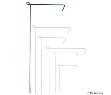 De Wiltfang Plantsteunen Engels - 100 cm - 6 Stuks