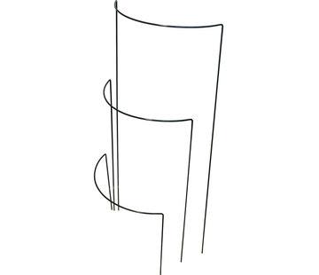 Bellissa Plantensteun Halfrond - 130 x 40 cm 10 stuks
