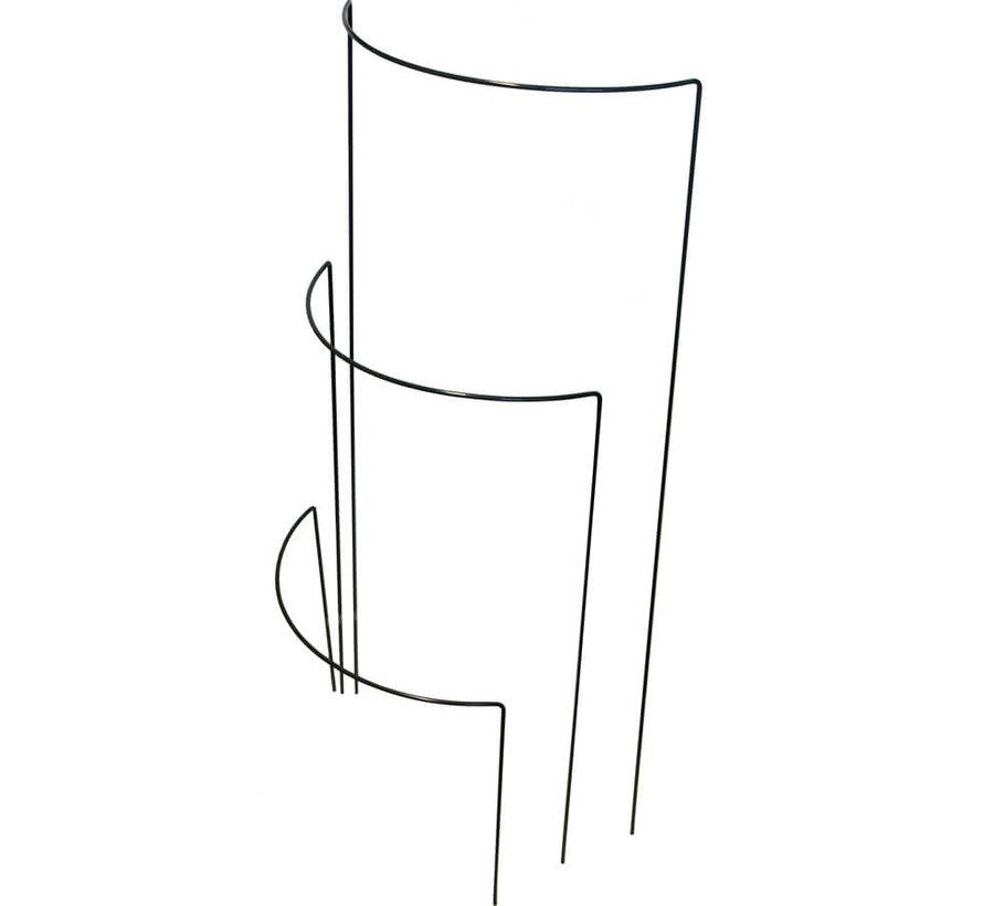 Plantensteun Halfrond - 130 x 40 cm 10 stuks