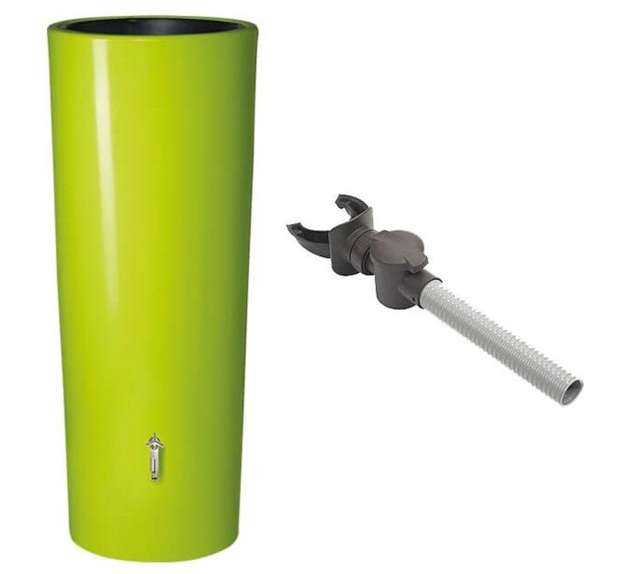 Regenton 2 in 1 - 350 Liter - Apple + Vulautomaat