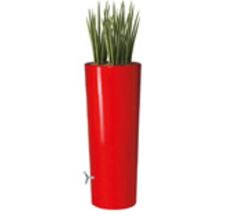 Regenton 2 in 1 - 350 Liter - Tomato + Vulautomaat