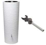 Garantia Regenton 2 in 1 - 350 Liter - Artic + Vulautomaat