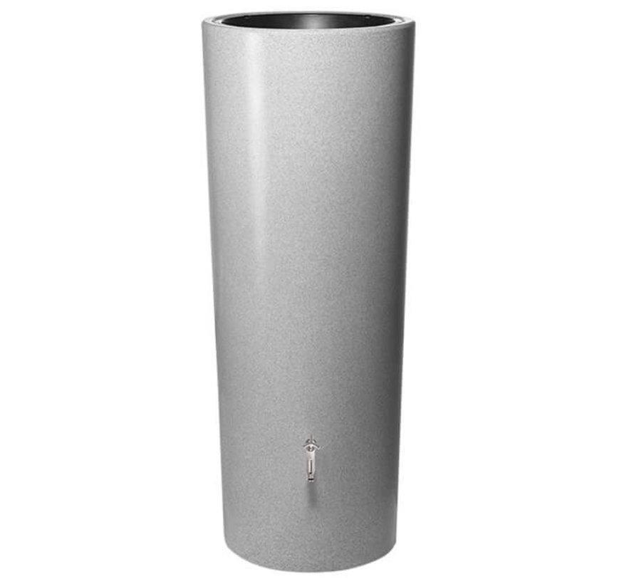 Regenton 2 in 1 - 350 Liter - Silver + Vulautomaat