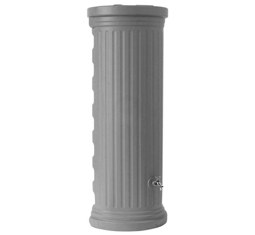 Regenton Column Muur - 550 liter - Grijs