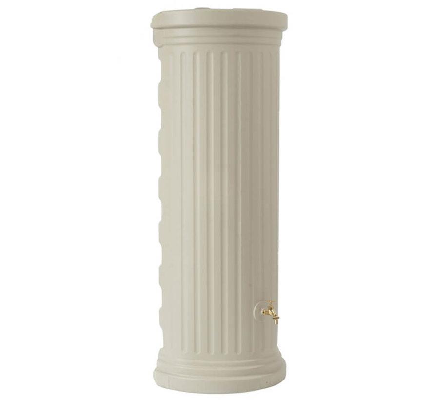 Regenton Column Muur - 550 liter - Zandbeige