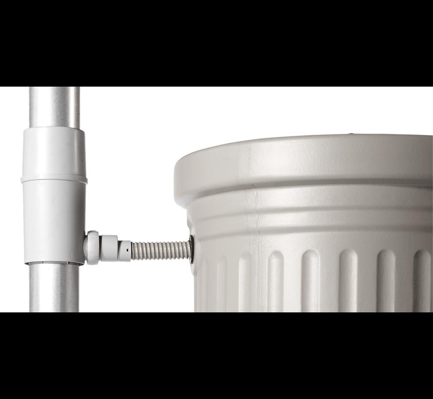 Regenton Column - 330 liter - Grijs