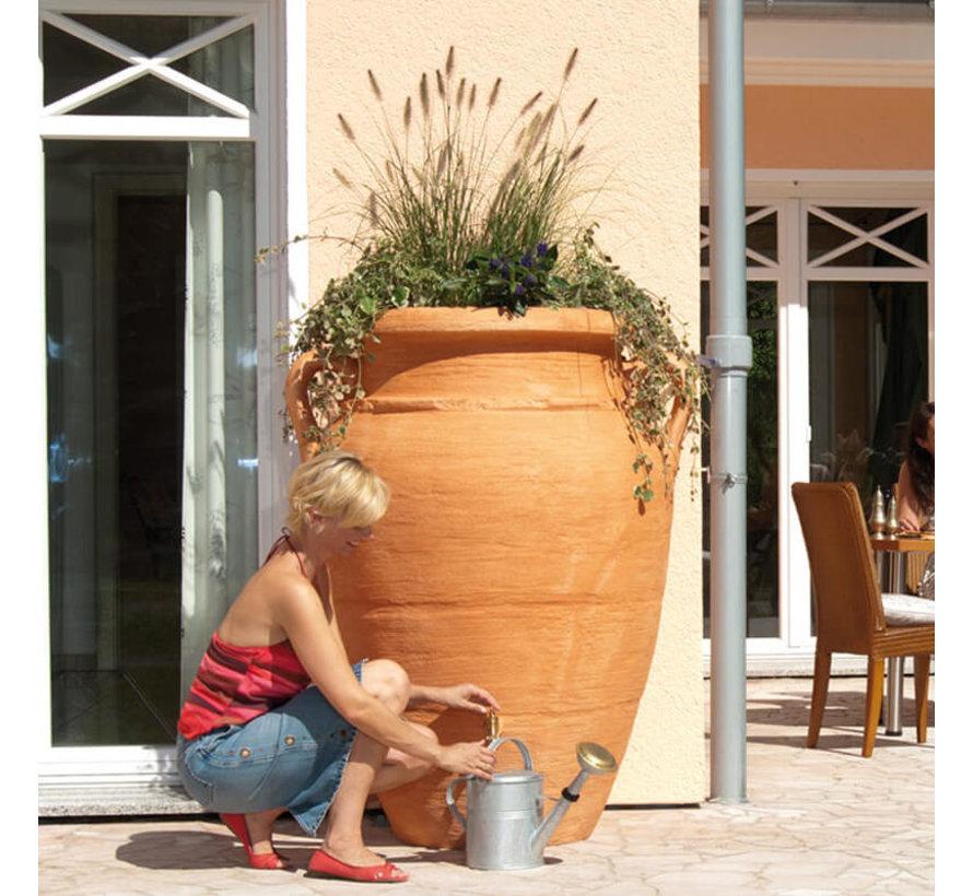Regenton Antique Amphore - 600 liter - Terracotta