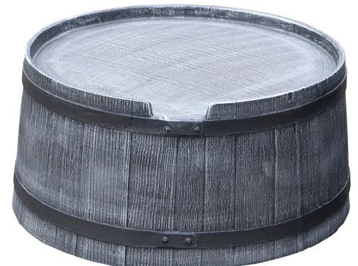 Roto Roto Regenton Voet - 240 Liter - Grijs