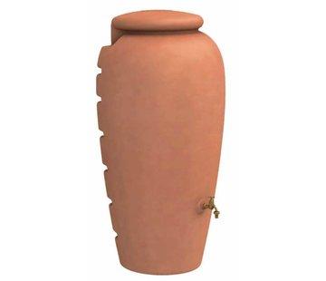 Garantia Regenton Amphore wand 350 liter - Terracotta