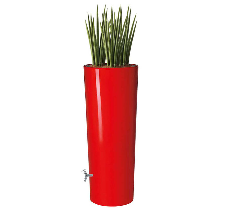 Regenton met plantenbak 2 in 1 Tomato 350 liter