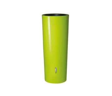Garantia Regenton met plantenbak 2 in 1 Lime 350 liter