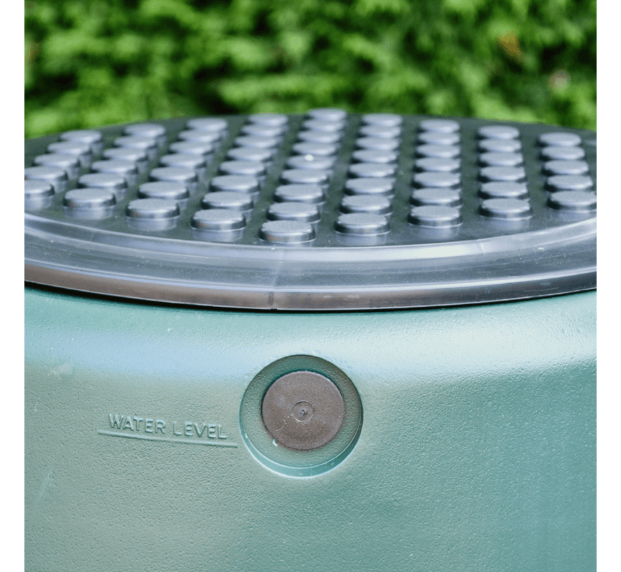 Regenton Harcostar 227 Liter - Groen - 5 Jaar Garantie