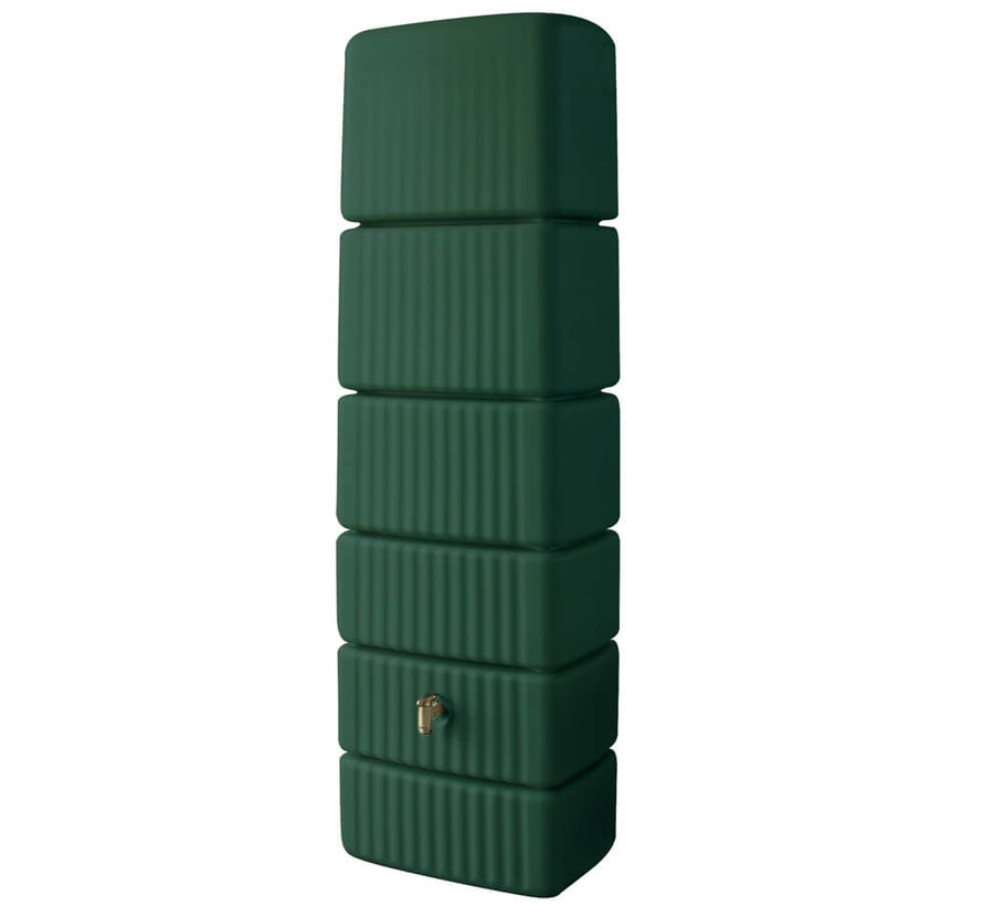 Regenton Slim Groen 300 liter