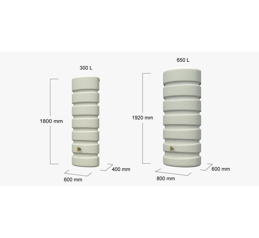 Regenton Classic Beige 300 liter