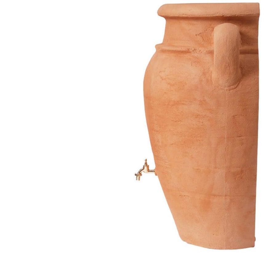 Regenton wand - Amphore Terra - 260 liter