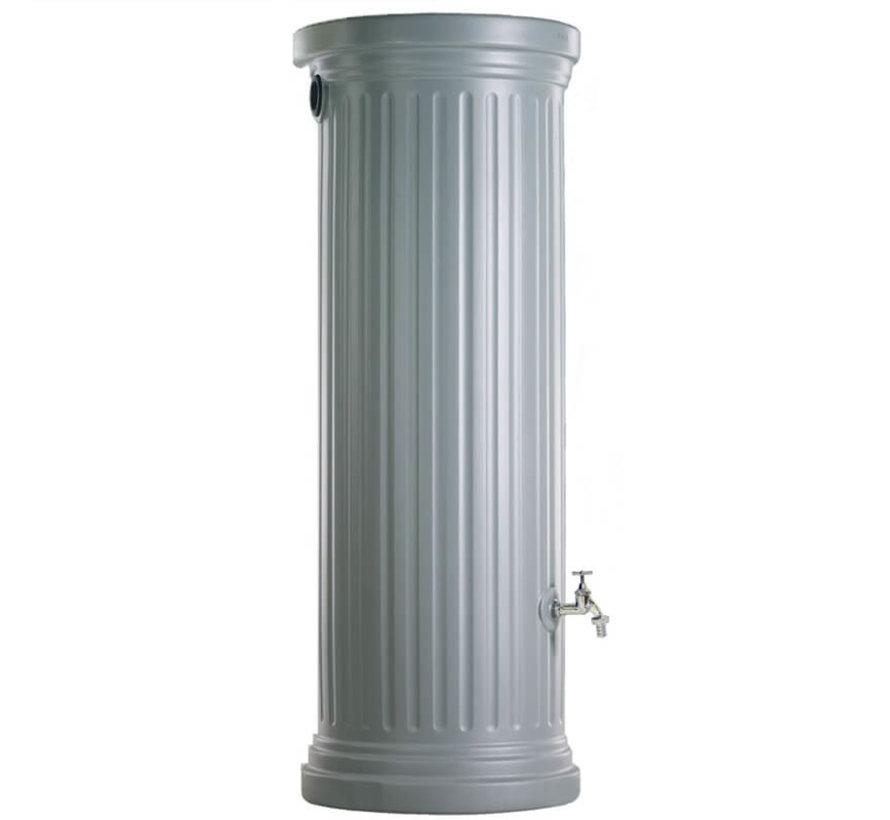 Regenton Zuil Grijs 500 liter