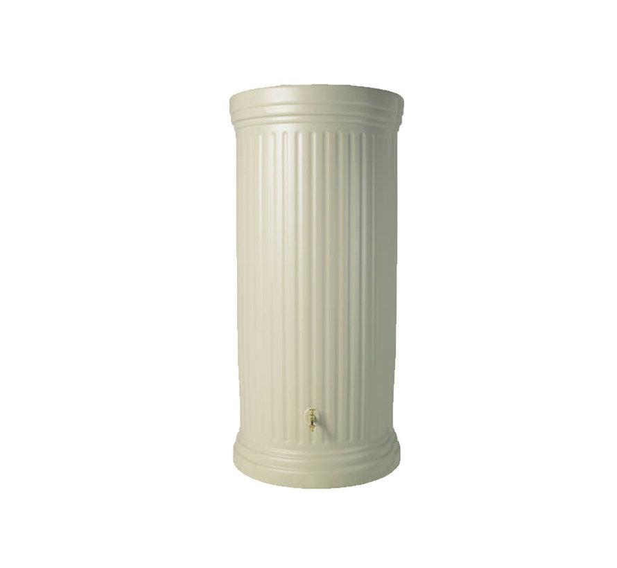 Regenton Zuil Zandbeige 2000 liter