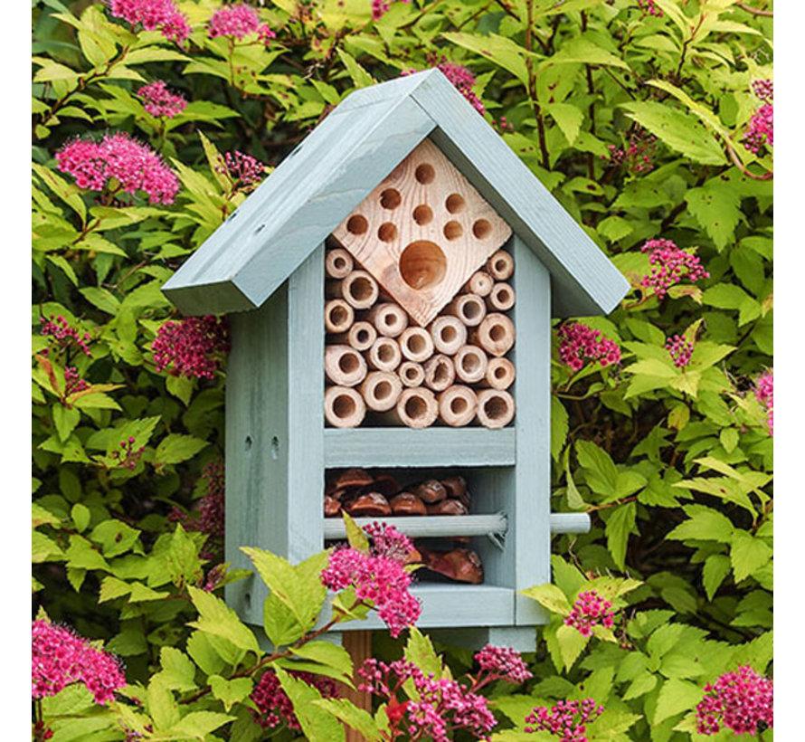 Bijen en insectenhuis - Biome