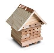 Wildlife World Bijenkorf Hout - Stapelbaar