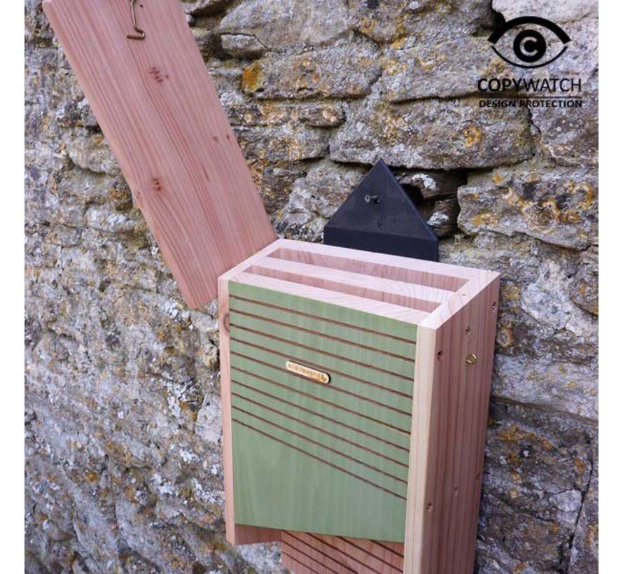 Vleermuishuis - Conservation