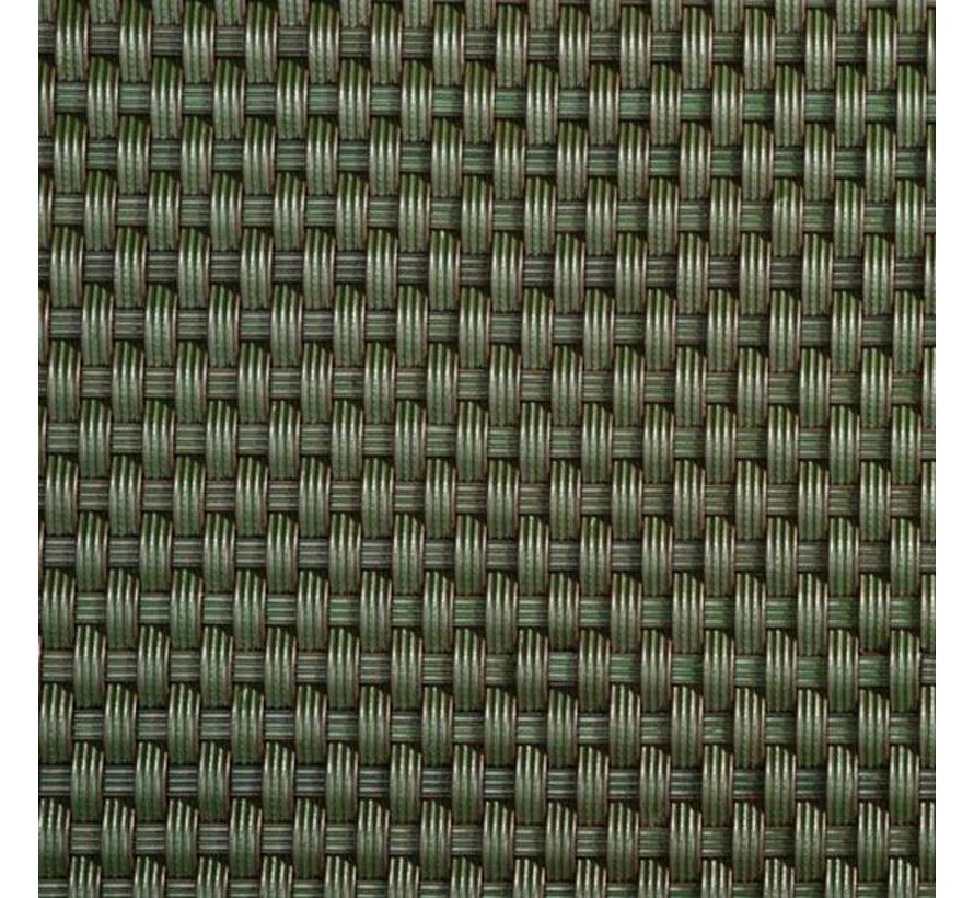 Balkonscherm - Militair groen