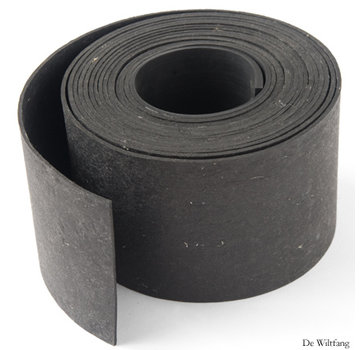 De Wiltfang Kantopsluiting Recycled rubber - 5 meter