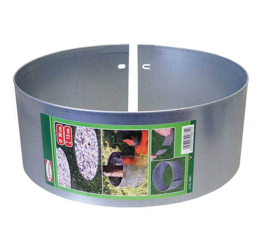 Graskant cirkel -  Ø 30 cm - 13 cm hoog