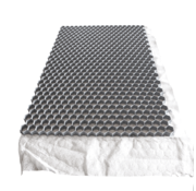 Trudiplas Grindplaat Grijs - 120 x 80 x 3 cm + Onderdoek