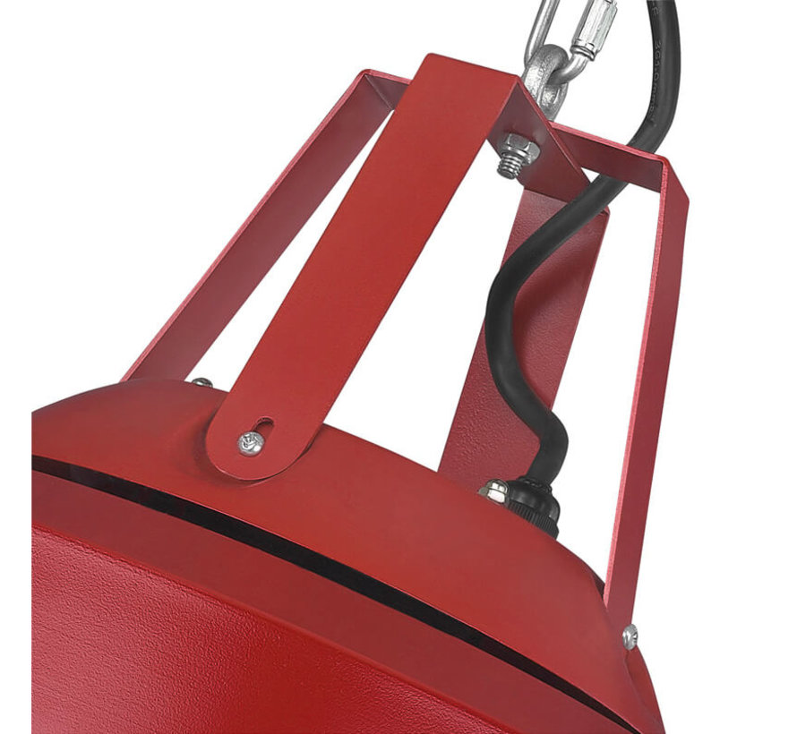 Partytent heater 1500 Sail - Rood