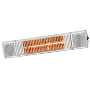 Eurom Eurom Heat and Beat - Terrasverwarmer - Wit