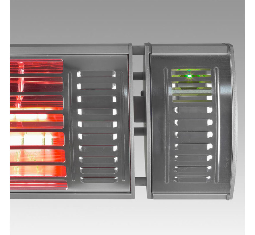Terrasverwarmer - Golden 2000 Ultra RCD - Eurom