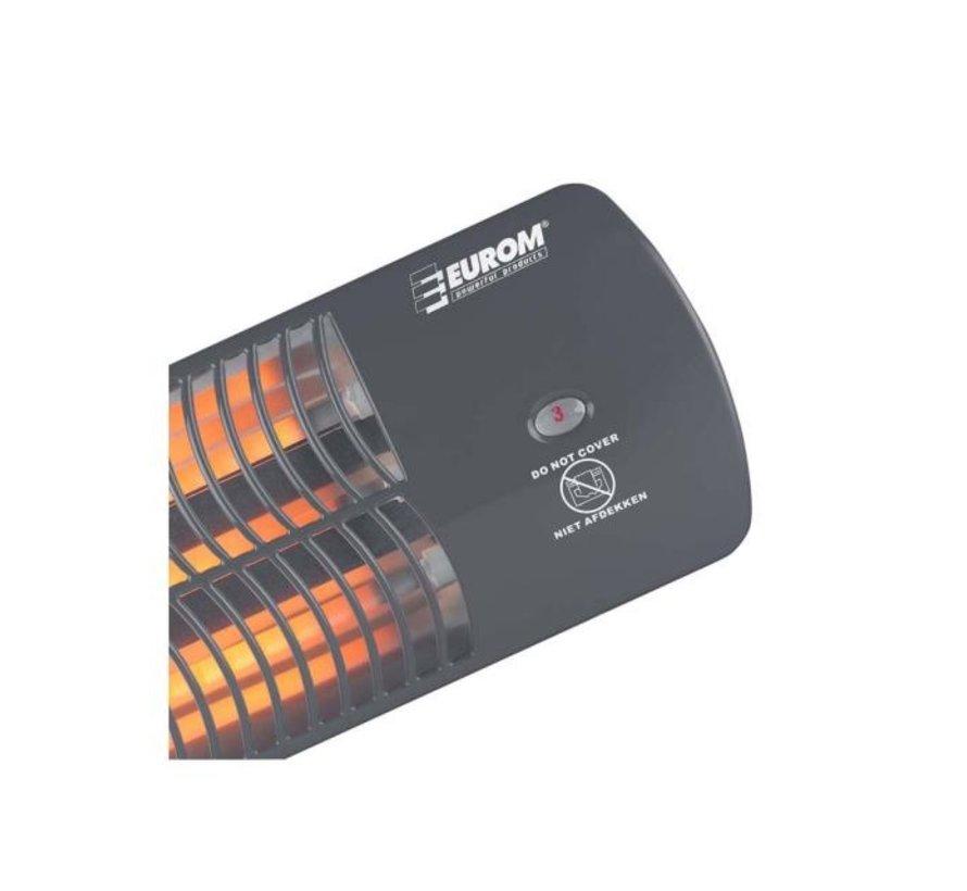 Terrasverwarmer - Eurom Q-time 1500