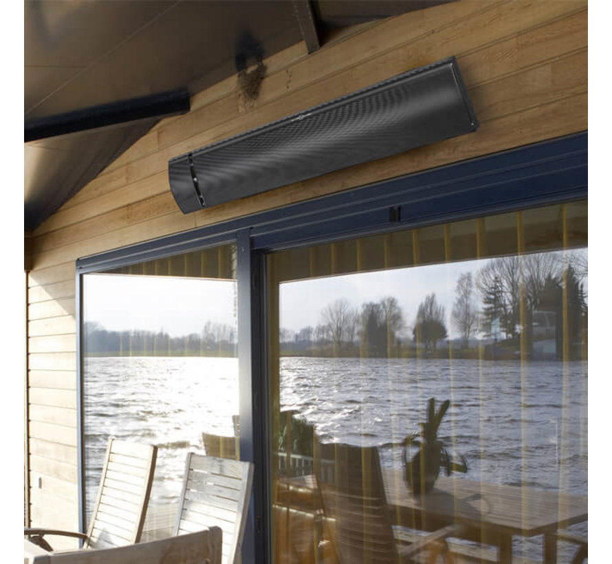 Outdoor Heatpanel RC (met afstandsbediening)