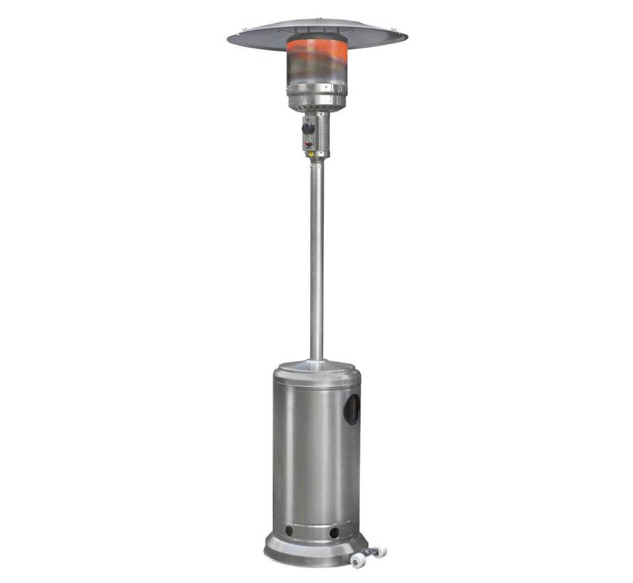 Terrasverwarmer - THG 14000 RVS - Eurom