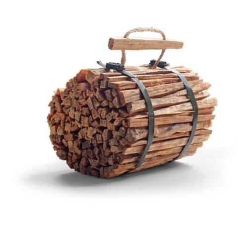 De Wiltfang Aanmaakhout - Grote bundel harsrijk brandhout