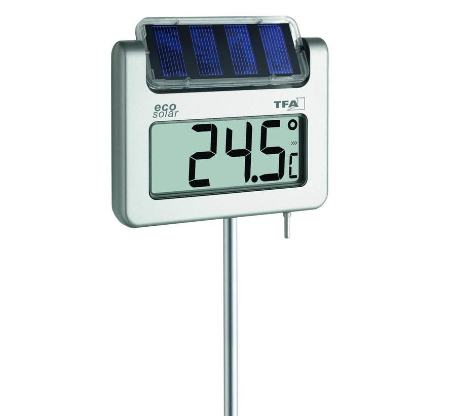 Tuinthermometer - Avenue Solar
