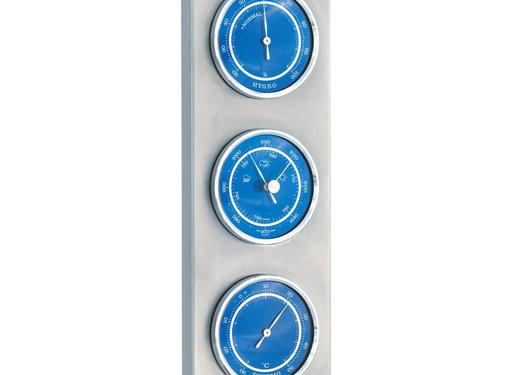 TFA Weerstation Buiten - RVS Blauw - 3 in 1