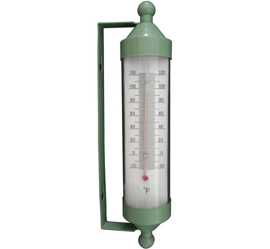 Thermometer - Moreton - Groen