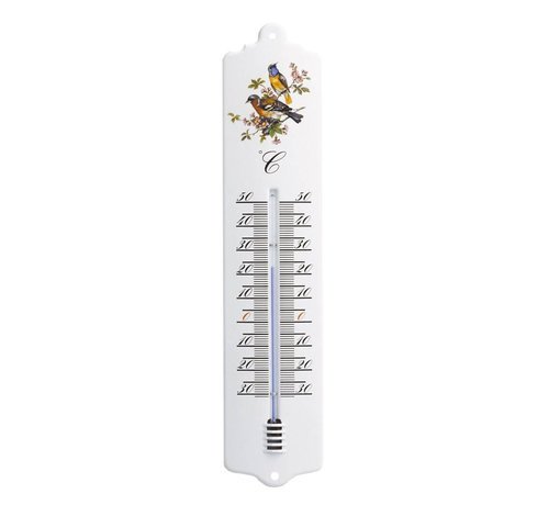 TFA Thermometer - 32,5 cm - Metaal - Vogel